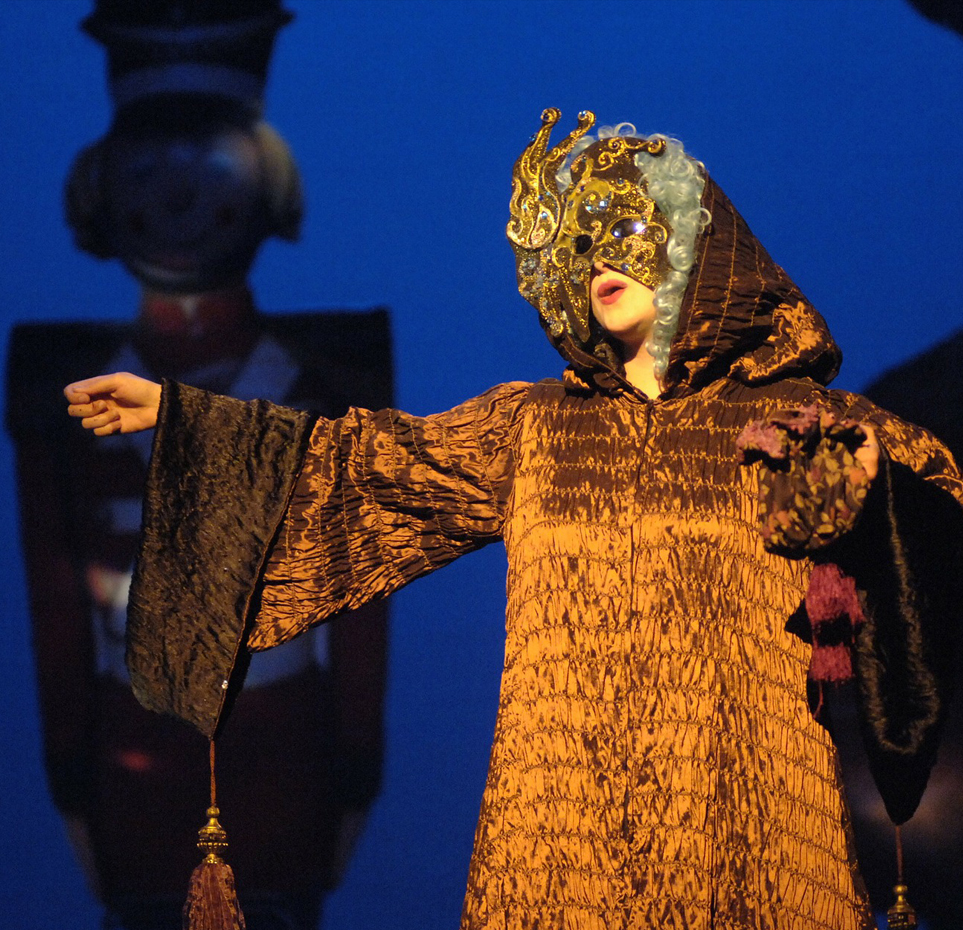 theatre acting